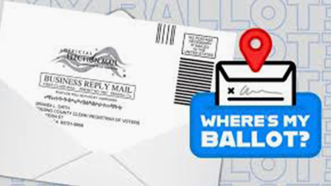 Track Your Ballot When You Vote by Mail