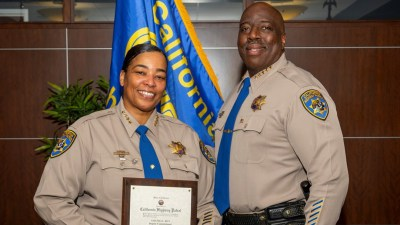 1st Black CHP Chief Retires, First Woman Named Replacement