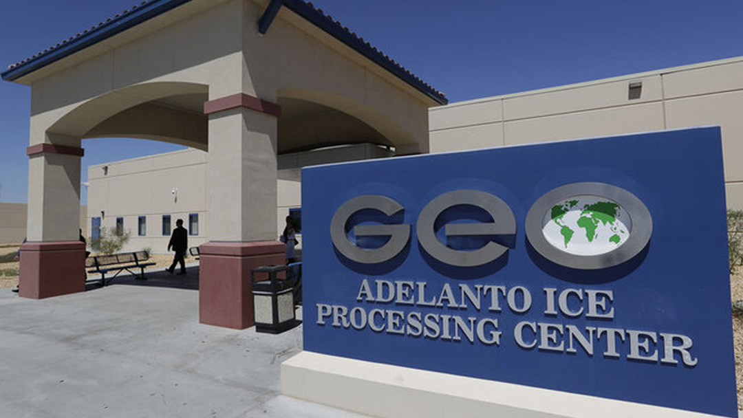 Court Ordered Adelanto Immigration Center Population Reduction
