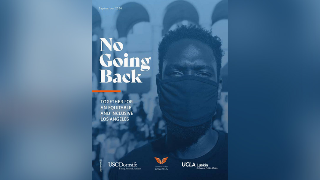 """""""No Going Back"""": Scholars Say Lives of Black Californians Must Improve After COVID"""