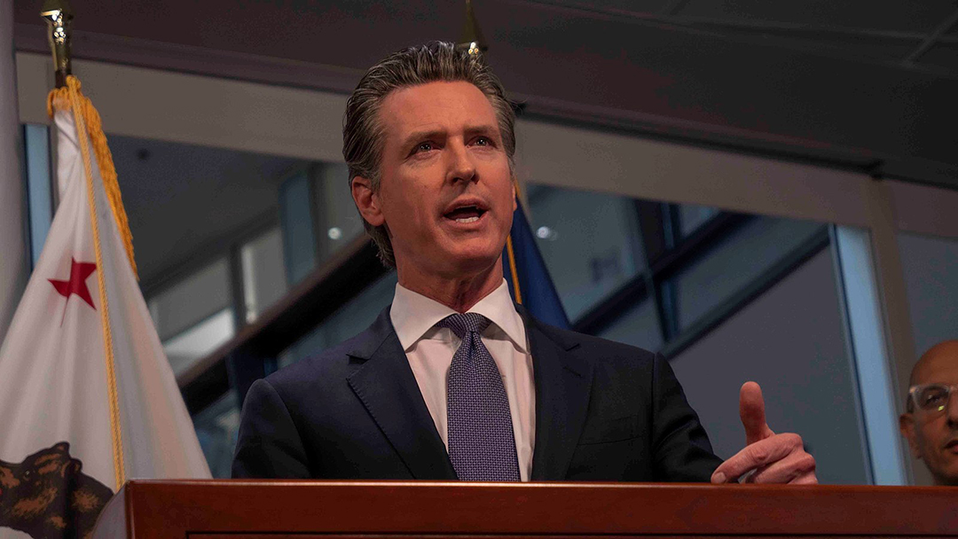 As Coronavirus Explodes in CA, Governor Newsom Issues Partial Stay at Home Order