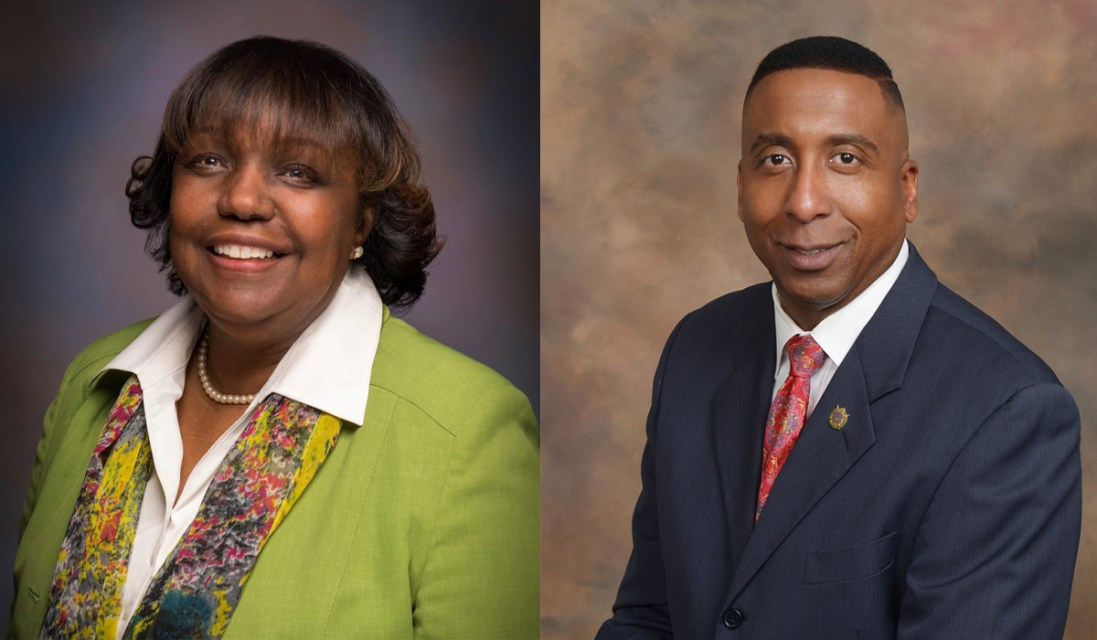 A Special Event Honoring Dr. Judy White and Damon Alexander