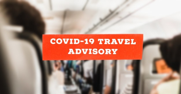 West Coast Governors Issue Important Travel Advisories