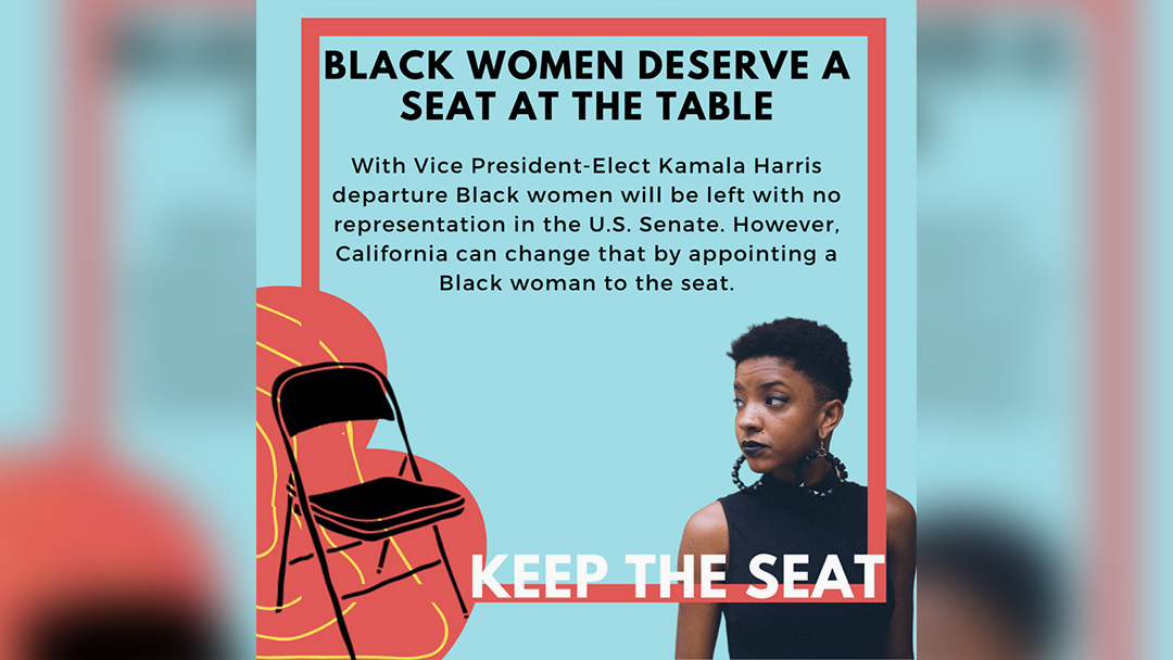 Black Women Leaders to Sen. Feinstein: Give Up Your Own Seat for Sec. Padilla
