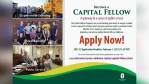 Interested in Politics? Become a Capital Fellow