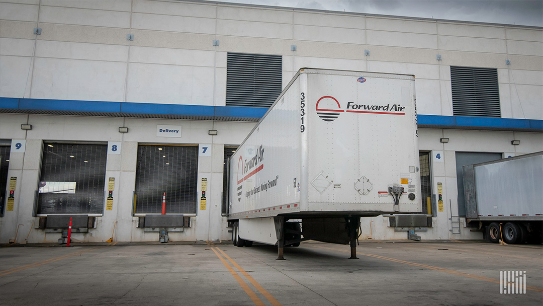 Forward Air Corporation Expands to the Inland Empire