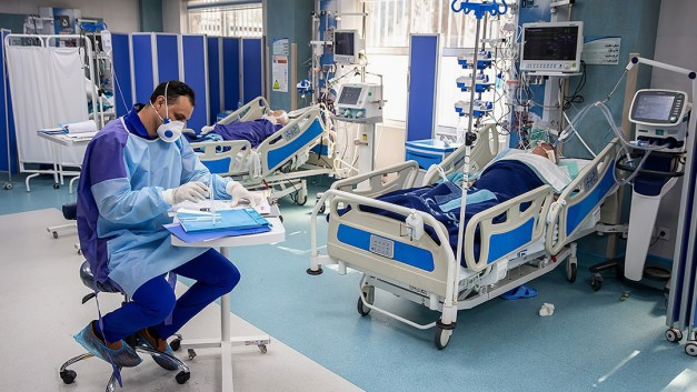 California Could See 100,000 Hospitalizations in January