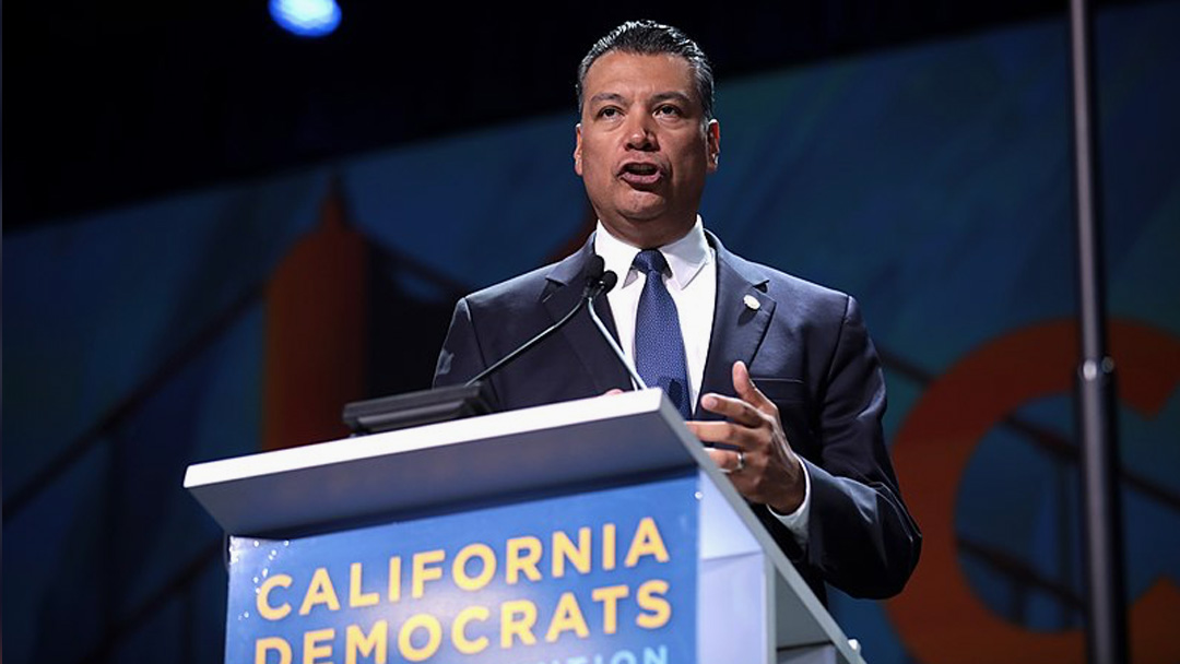 Alex Padilla Makes History as 1st Latino to Represent CA in US Senate
