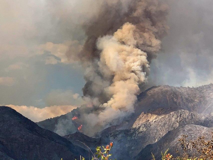 News Brief: San Bernardino DA's Office Begins Review of El Dorado Fire