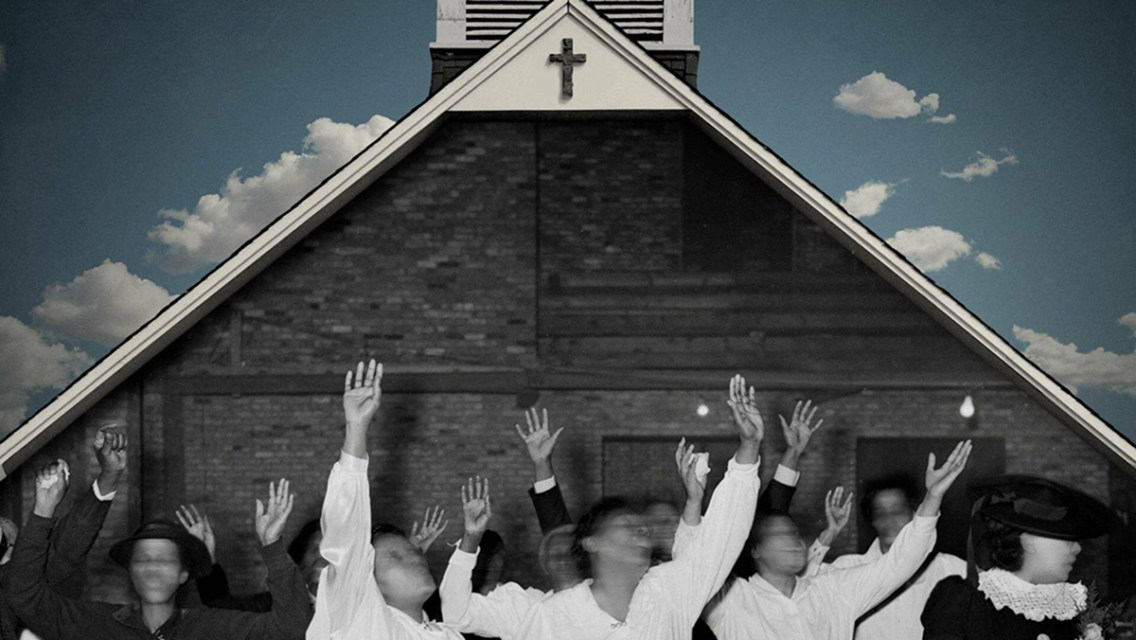 Survey: Black Americans Attend Church and Pray More Often