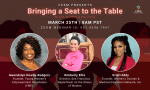 Join Us for a Discussion on Understanding Black Women and Politics