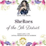 Sheroes of the Fifth District