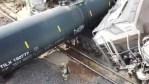 No Injuries in San Bernardino Train Derailment