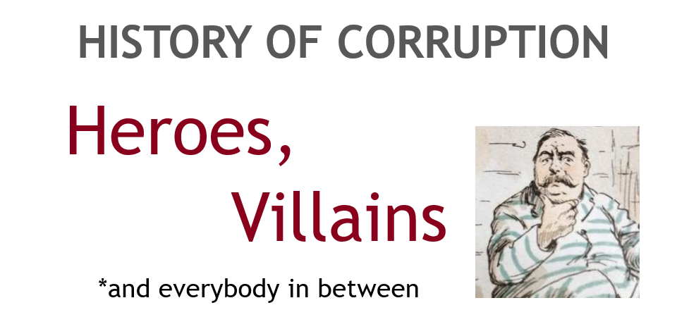 Keeping it Real: Does Power Corrupt Good People or Do We Give Power to Corrupt People?