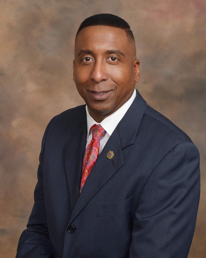 City Councilmember Damon L. Alexander