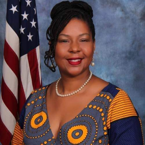 City Councilmember Kimberly Calvin