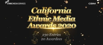 Black Voice News Recognized During Ethnic Media Awards Event for 2020 Reporting